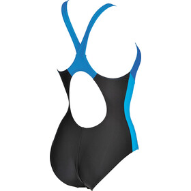 arena Ren One Piece Swimsuit Women black-pix blue-turquoise